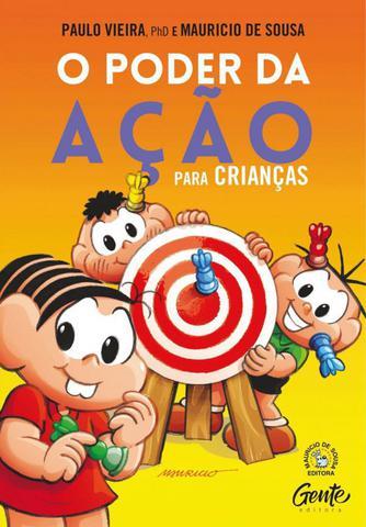 Imagem de Livro - O PODER DA AÇÃO PARA CRIANÇAS