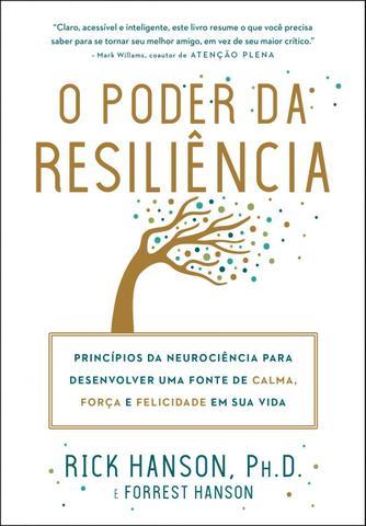 Imagem de Livro - O poder da resiliência