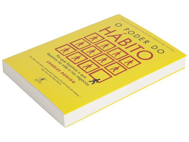 Imagem de Livro - O poder do hábito