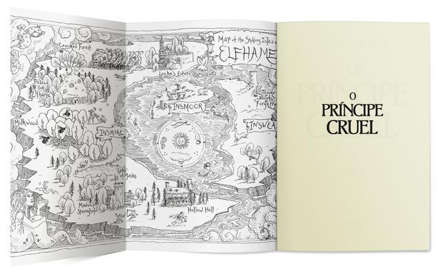 Imagem de Livro - O príncipe cruel (Vol. 1 O Povo do Ar)