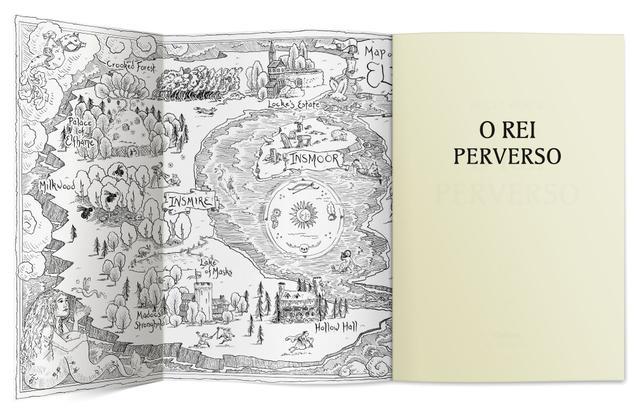 Imagem de Livro - O rei perverso (Vol. 2 O Povo do Ar)