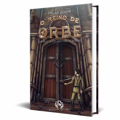 Imagem de Livro O reino de Orbe - Em Busca do Mestre Perdido - Editora Pendragon