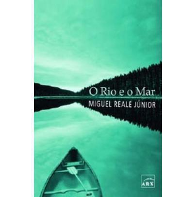 Imagem de Livro - O Rio e o mar