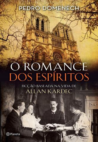 Imagem de Livro - O romance dos espíritos