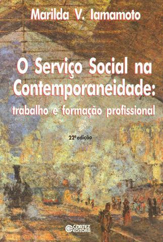 Imagem de Livro - O Serviço Social na contemporaneidade