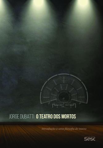 Imagem de Livro - O teatro dos mortos