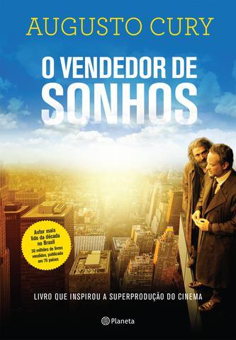Imagem de Livro - O vendedor de sonhos VOL 1 (Capa do Filme)