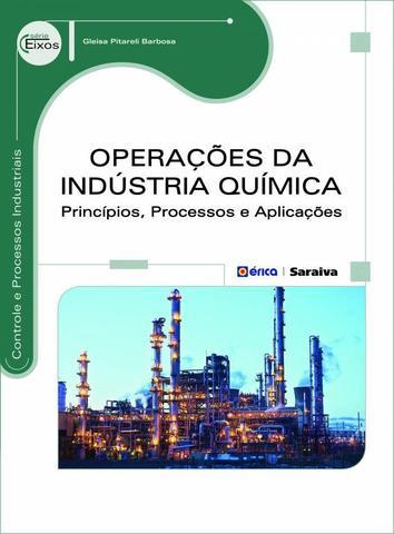 Imagem de Livro - Operações da indústria química