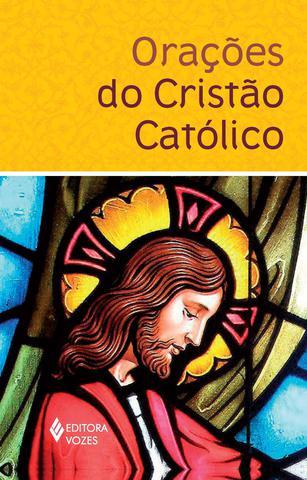 Imagem de Livro - Orações do cristão católico