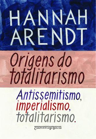 Imagem de Livro - Origens do totalitarismo