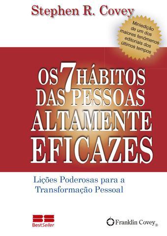 Imagem de Livro - Os 7 hábitos das pessoas altamente eficazes (miniedição)