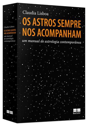 Imagem de Livro - Os astros sempre nos acompanham