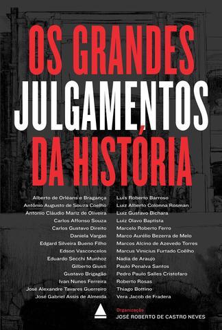 Imagem de Livro - Os grandes julgamentos da História