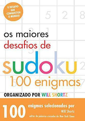 Imagem de Livro - Os Maiores Desafios De Sudoku