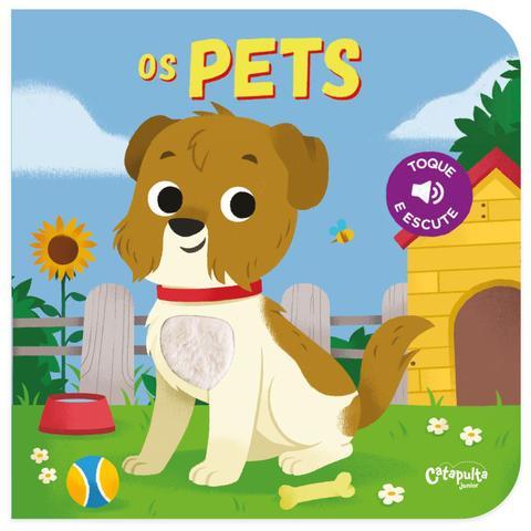 Imagem de Livro - Os pets