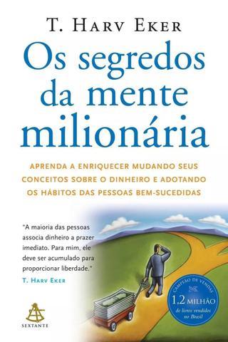 Imagem de Livro - Os segredos da mente milionária