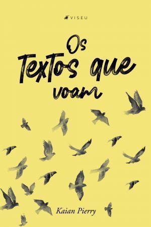 Imagem de Livro - Os textos que voam: as crônicas de um adolescente - Viseu