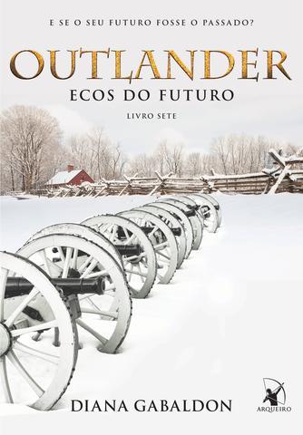 Imagem de Livro - Outlander, Ecos do futuro