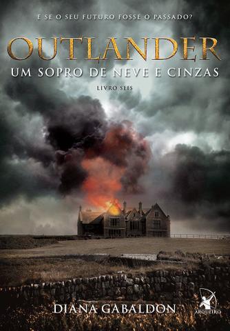 Imagem de Livro - Outlander: um sopro de neve e cinzas
