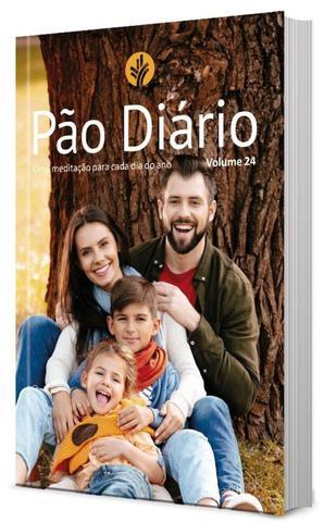 Imagem de Livro - Pão Diário vol. 24 - Capa família