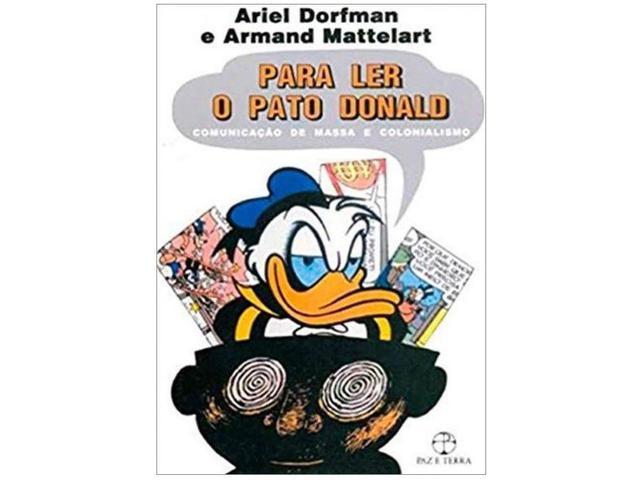 Imagem de Livro Para Ler o Pato Donald