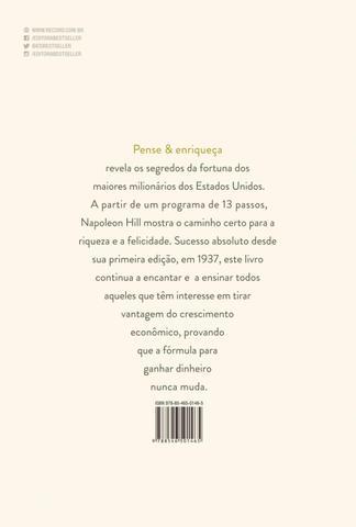 Imagem de Livro - Pense & enriqueça