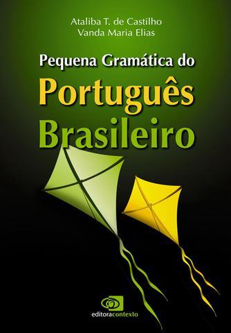 Imagem de Livro - Pequena gramática do português brasileiro