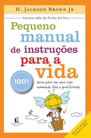 Imagem de Livro - Pequeno manual de instruções para a vida