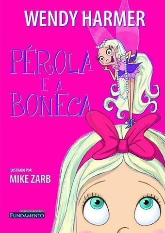 Imagem de Livro - Pérola - Pérola E A Boneca