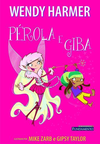Imagem de Livro - Pérola - Pérola E Giba