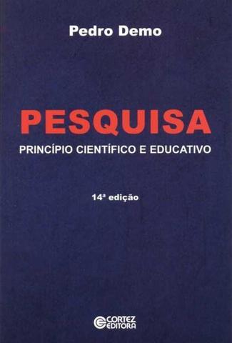 Imagem de Livro - Pesquisa