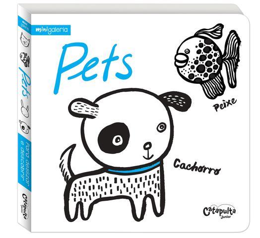 Imagem de Livro - Pets