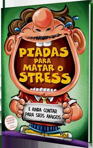 Imagem de Livro - Piadas Para Matar O Stress