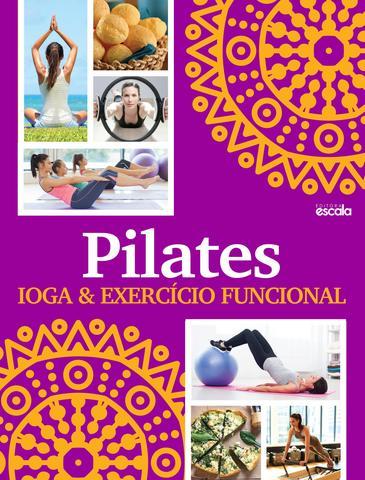 Imagem de Livro - Pilates, ioga & exercício funcional