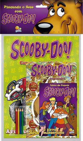Imagem de Livro - Pintando o sete com...Scooby-Doo