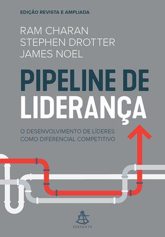 Imagem de Livro - Pipeline de liderança