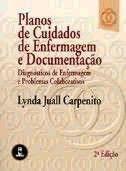 Imagem de Livro - Planos De Cuidados De Enf. E Docum.- Antigo
