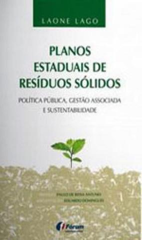 Imagem de Livro - Planos estaduais de resíduos sólidos