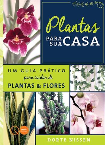 Imagem de Livro - Plantas para sua casa