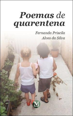 Imagem de Livro - Poemas de quarentena