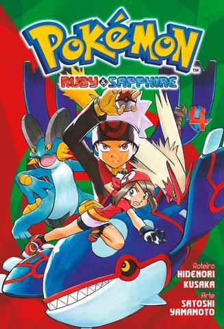 Imagem de Livro - Pokémon Ruby & Sapphire
