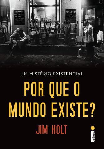 Imagem de Livro - Por que o mundo existe? - um mistério existencial