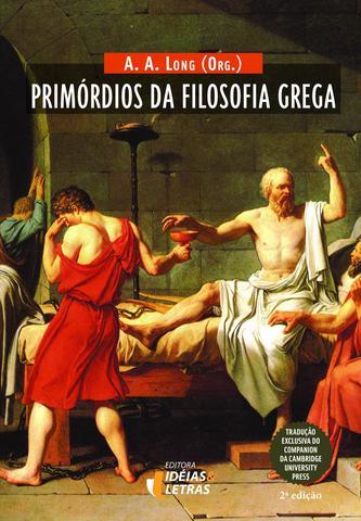 Imagem de Livro - Primórdios da filosofia grega