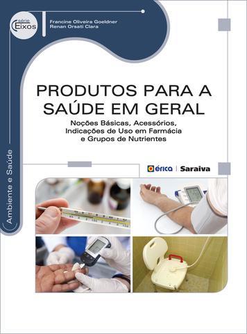Imagem de Livro - Produtos para a saúde em geral