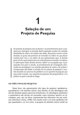 Imagem de Livro - Projeto de Pesquisa
