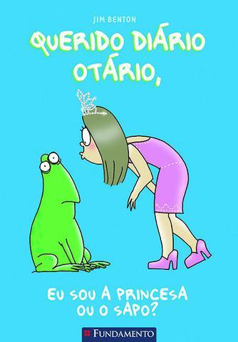 Imagem de Livro - Querido Diário Otário - Eu Sou A Princesa Ou O Sapo?