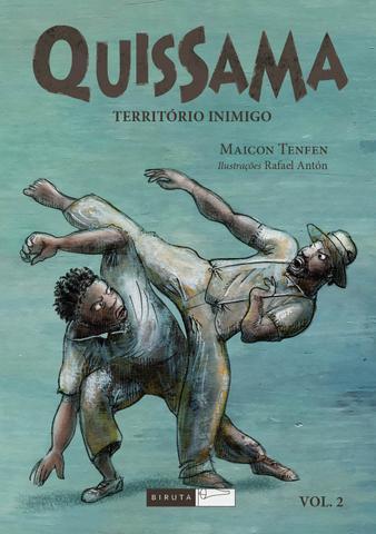 Imagem de Livro - Quissama - território inimigo