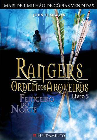 Imagem de Livro - Rangers Ordem Dos Arqueiros 05 - Feiticeiro Do Norte