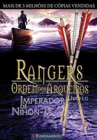 Imagem de Livro - Rangers Ordem Dos Arqueiros 10 - Imperador De Nihon-Ja