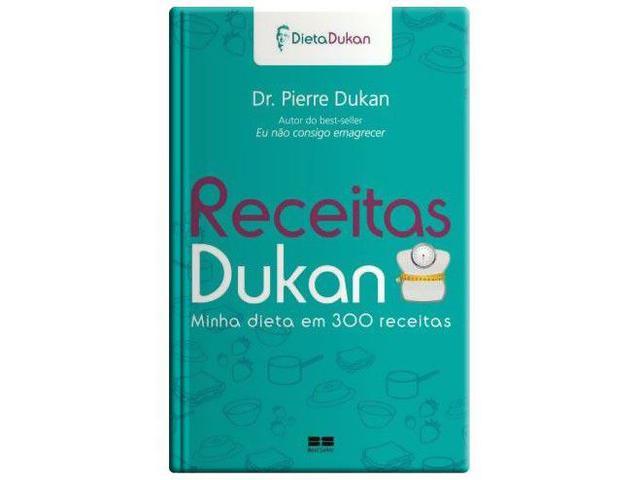Imagem de Livro - Receitas Dukan: Minha dieta em 300 receitas